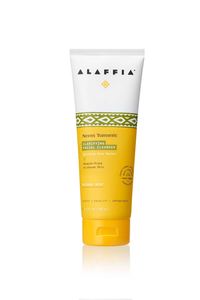 Neem Turmeric Clarifying Facial Cleanser Natural Mint by alaffia