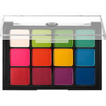 Eye Shadow Palette - Editorial Brights by Viseart