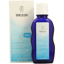 One-Step Cleanser And Toner by weleda