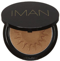 Sheer Finish Bronzing Powder by IMAN