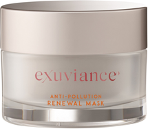 Anti-Pollution Renewal Mask by exuviance