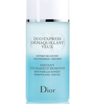 Instant Eye Makeup Remover by Dior