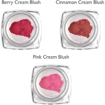 Cream Blush Sample Kit by real purity