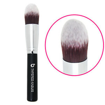 Concealer Makeup Brush for Eyes Tapered Kabuki by beauty junkees