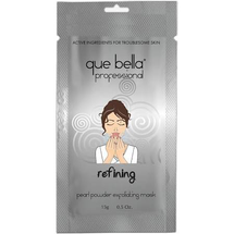 Professional Refining Pearl Powder Exfoliating Mask by que bella