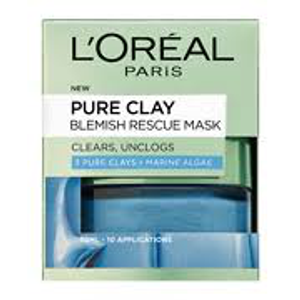 Pure Clay Blemish Rescue Mask by L'Oreal