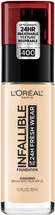 Infallible 24 Hour Fresh Wear Foundation by L'Oreal