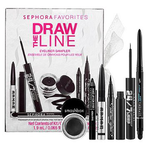 Draw The Line Eyeliner Sampler by Sephora Collection