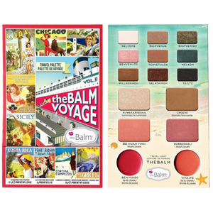 The Balm Voyage Vol. 2 by theBalm