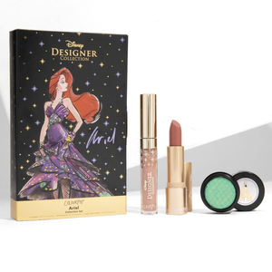 Colourpop x Disney Designer Ariel Collection Set by Colourpop
