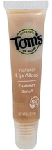 Natural Lip Gloss by toms of maine
