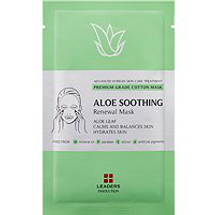 Aloe Soothing Renewal Mask by Leaders