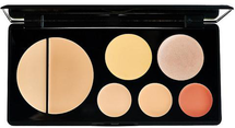 Flawless Face Contour Palette - Fair by eve pearl