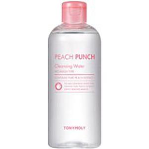 Peach Punch Cleansing Water by TONYMOLY