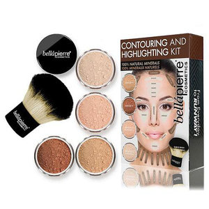 Contouring & Highlighting Kit by Bellapierre