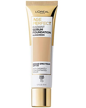 Age Perfect Makeup Serum Foundation SPF 50 by L'Oreal