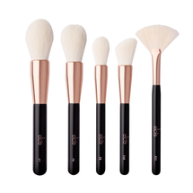 Essential Face Brush Collection by Elcie