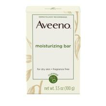 Moisturizing Facial Cleansing Bar by Aveeno