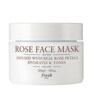 Rose Face Mask by fresh