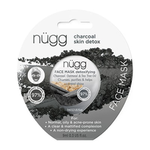 Charcoal Skin Detox Face Mask by nugg