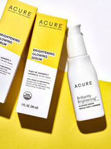 Seriously Glowing Facial Serum by acure organics