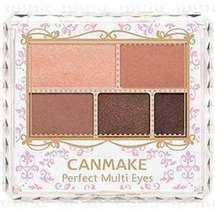 Perfect Multi Eyes Palette by canmake