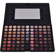 Natural Fusion Color Eye Shadow Palette by Shany