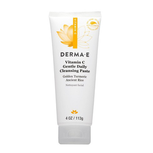 Vitamin C Gentle Daily Cleansing Paste by Derma E
