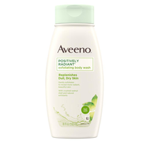 Positively Radiant Exfoliating Body Wash by Aveeno