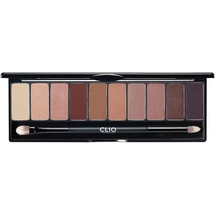 Pro Layering Eye Palette - Smoky Top by Clio