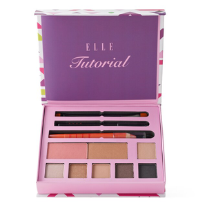 Full Face Makeup Palette by Elle Cosmetics