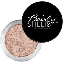 Sure Stay Setting Powder by bairly sheer