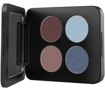 Pressed Mineral Eyeshadow Quad - Glamour Eyes by youngblood