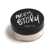 Loose Face Powder Setting Mineral Perfecting Finishing Foundation by Sugar-Box