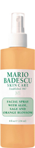 Facial Spray With Aloe, Sage And Orange Blossom by mario badescu