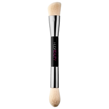Bake & Blend Dual-Ended Setting Complexion Brush by Huda Beauty