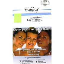 Eyebrow Lightening Creme Kit by godefroy