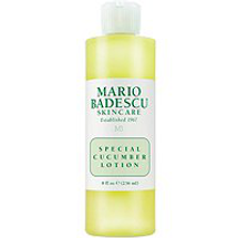 Special Cucumber Lotion by mario badescu