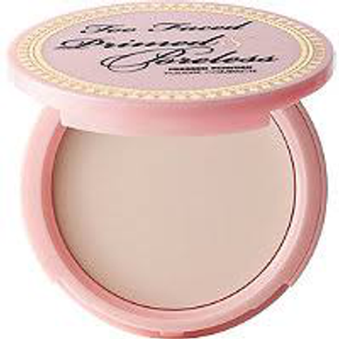 Primed & Poreless Pressed Powder by Too Faced #2