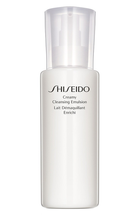 Creamy Cleansing Emulsion by Shiseido