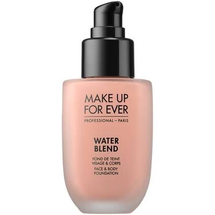 Water Blend Face & Body Foundation by Make Up For Ever