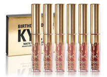 Birthday Edition Matte Liquid Lipstick Set by Kylie Cosmetics
