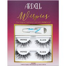 Natural Lashes Wispies Black by ardell