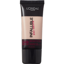 Infallible Pro-Matte Liquid Longwear Foundation by L'Oreal