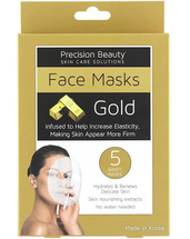 Gold Infused Face Mask by precision