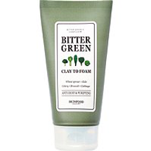 Bitter Green Clay To Foam by Skinfood
