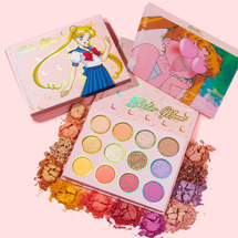 Colourpop x Sailor Moon Pretty Guardian Eyeshadow Palette by Colourpop