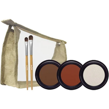 Daily Eye Look: Brown Shades by real purity