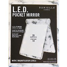 Led Pocket Sized Mirror by danielle