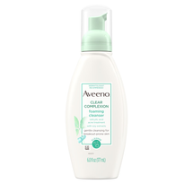 Clear Complexion Foaming Salicylic Acid Cleanser by Aveeno